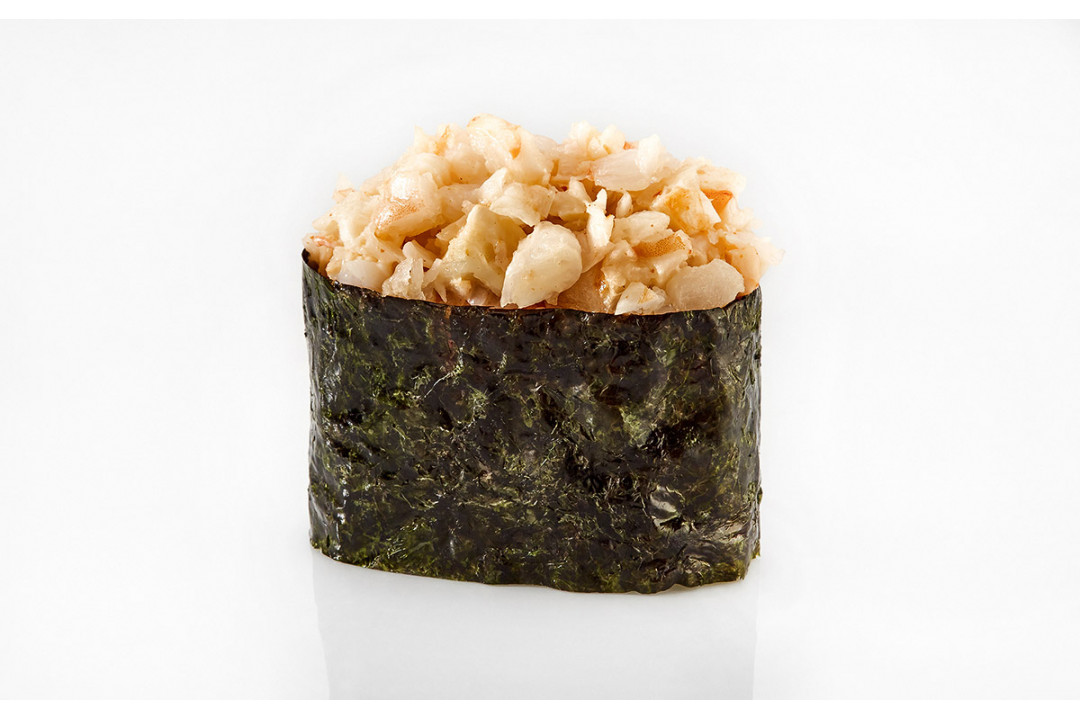 Суши Острая креветка (1 шт) 40гр