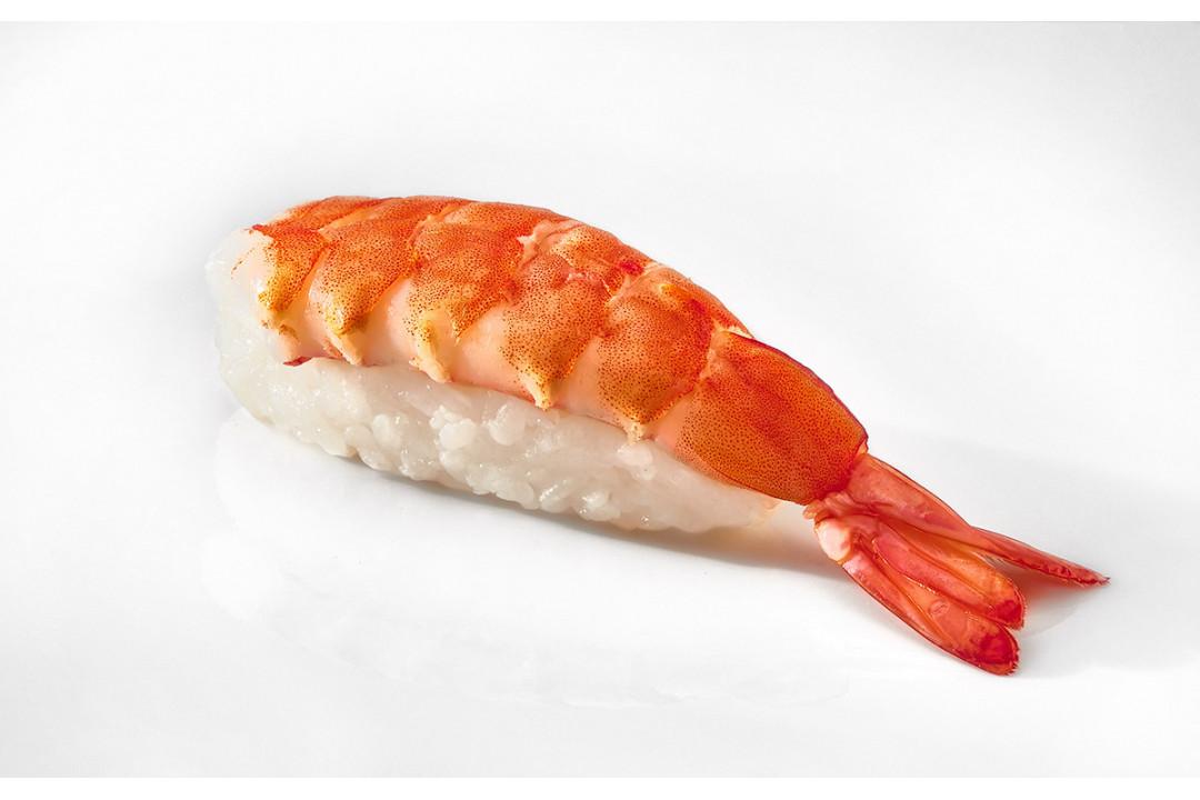 Суши с Креветкой 40 гр